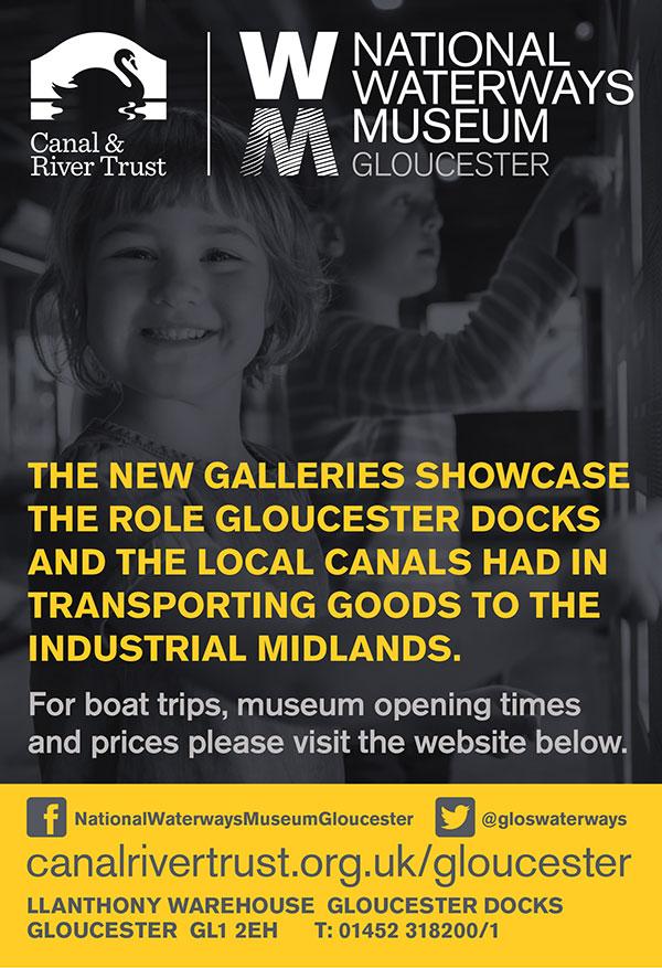 National Waterways Museum Gloucester
