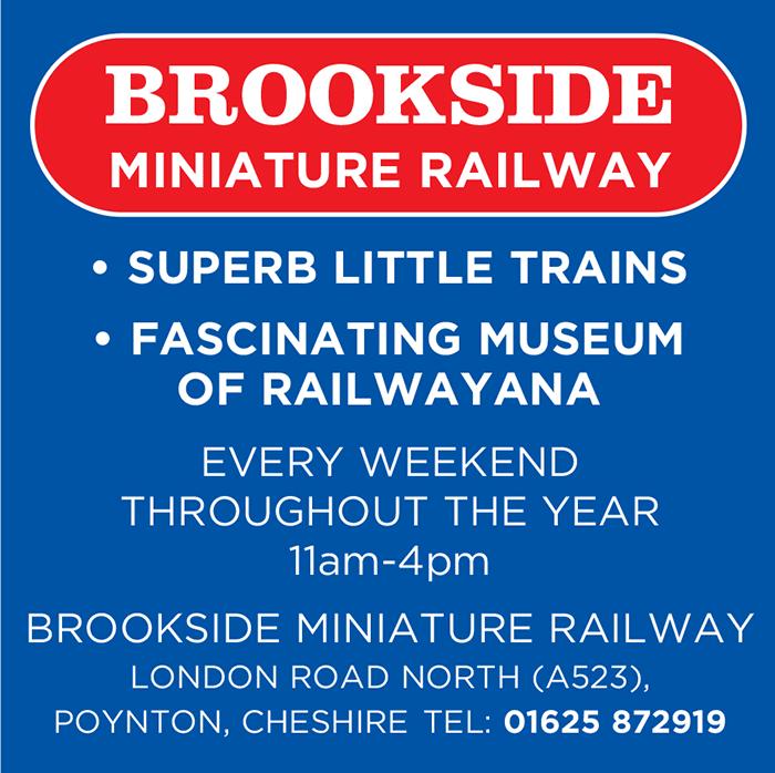 Brookside Miniature Railway