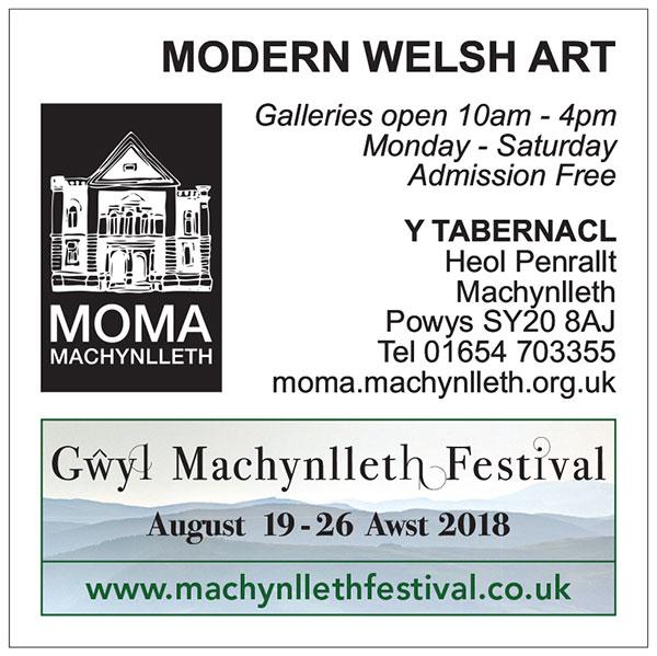 MOMA Modern Welsh Art
