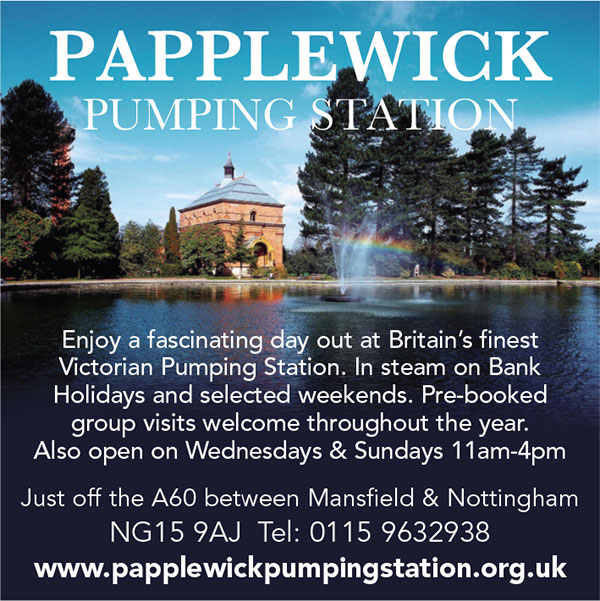 Papplewick Pumping Station