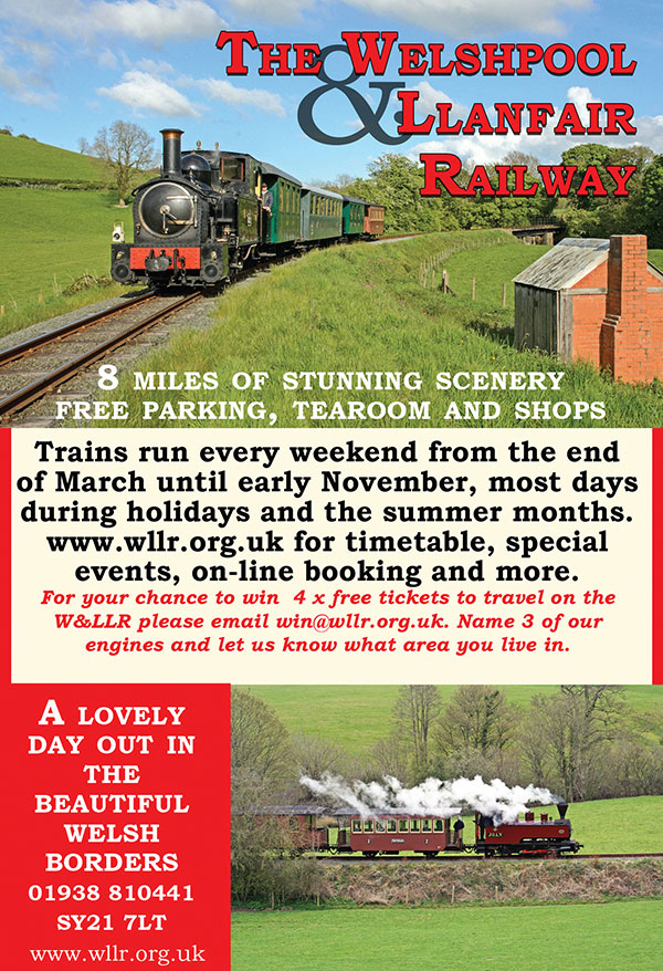 Welshpool Llanfair Railway
