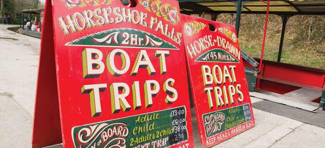 Llangollen Boat Trips